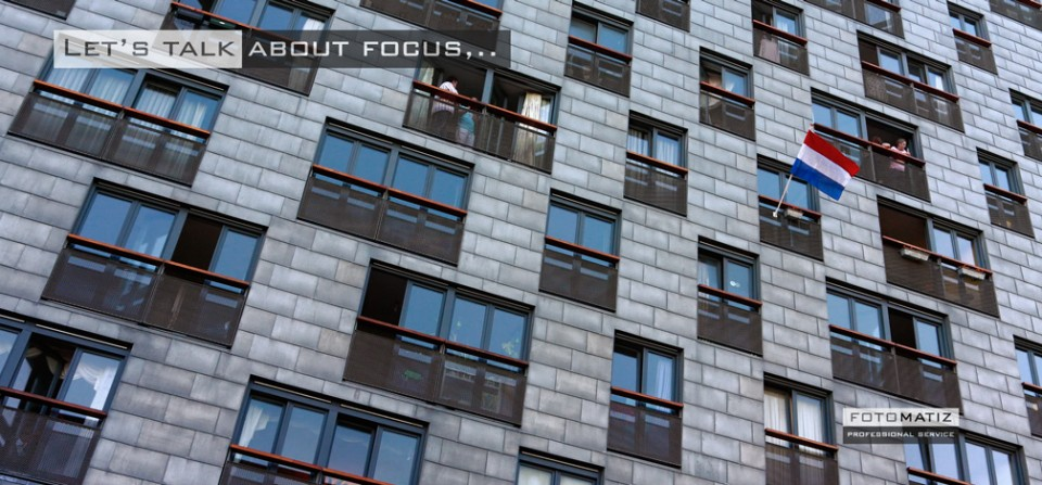 Let's talk about focus